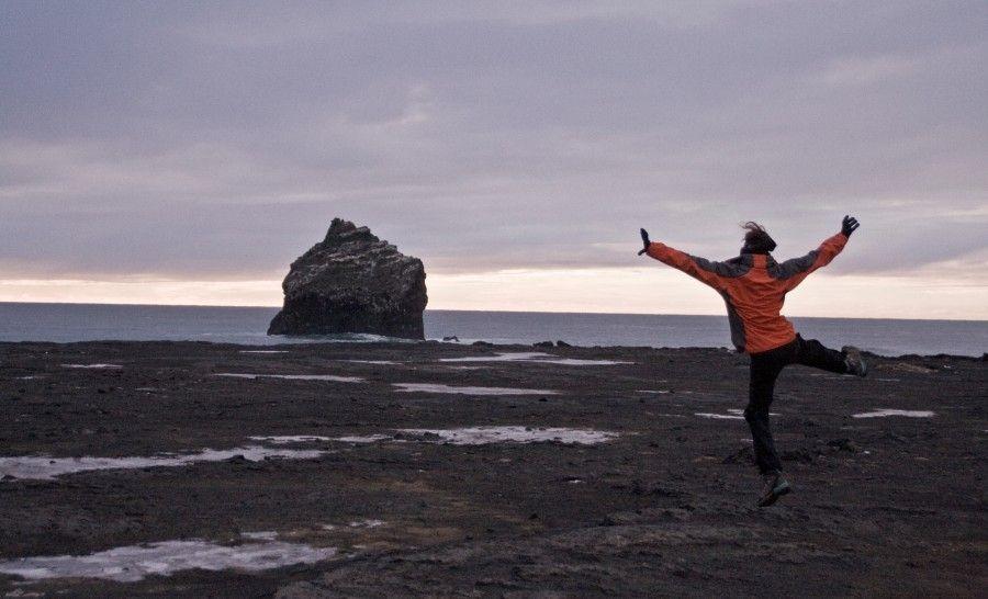 מסלול באיסלנד