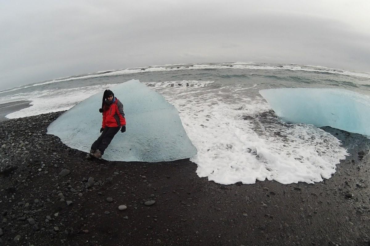 החול השחור באיסלנד