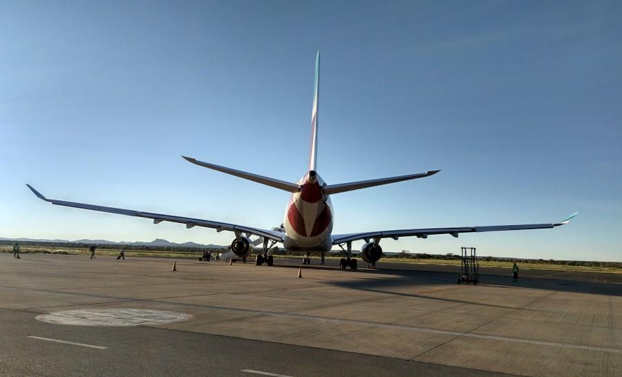 מטוס בנמיביה