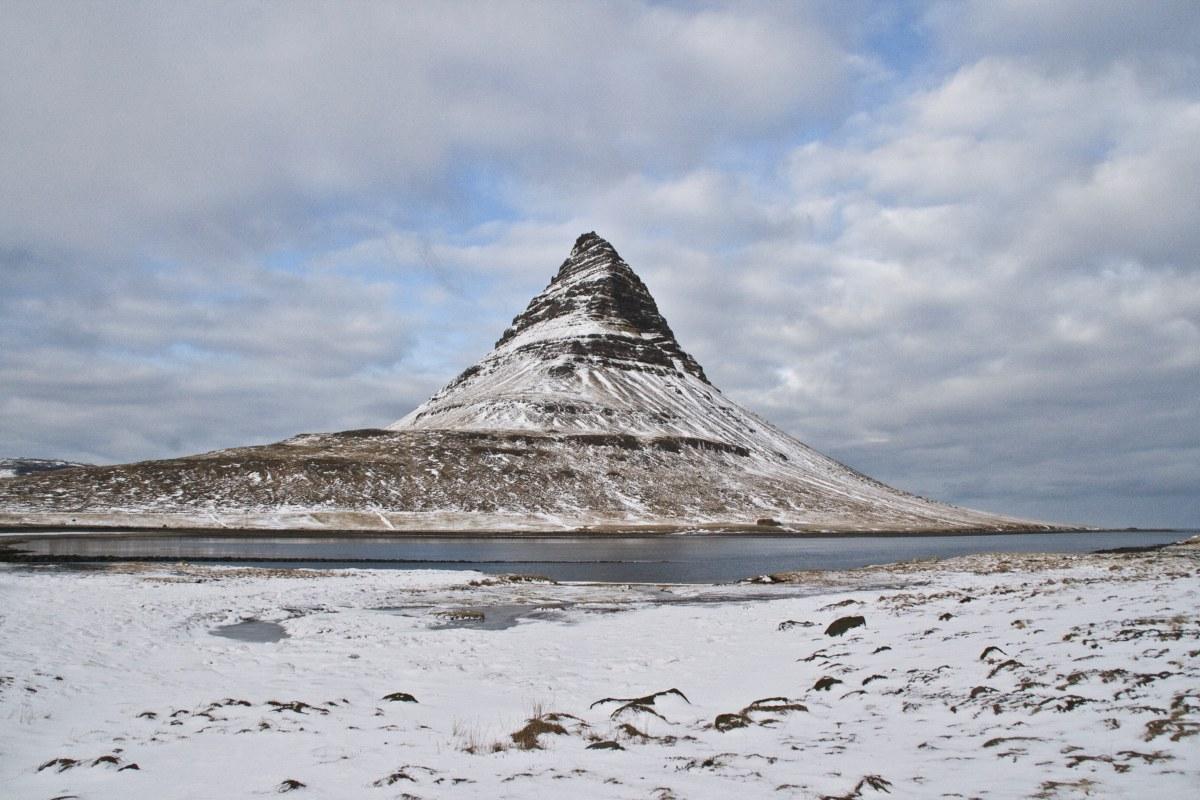 הר קירקיופל באיסלנד