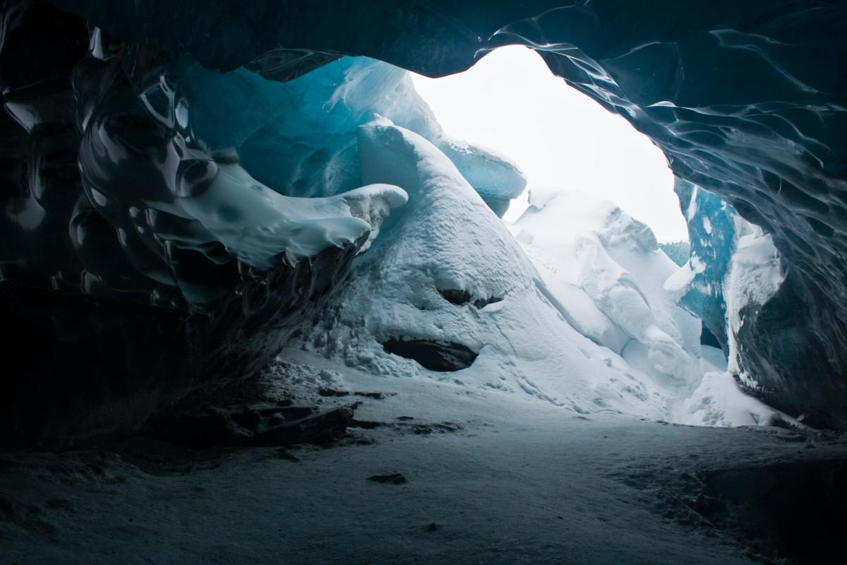 מערת הקרח באיסלנד