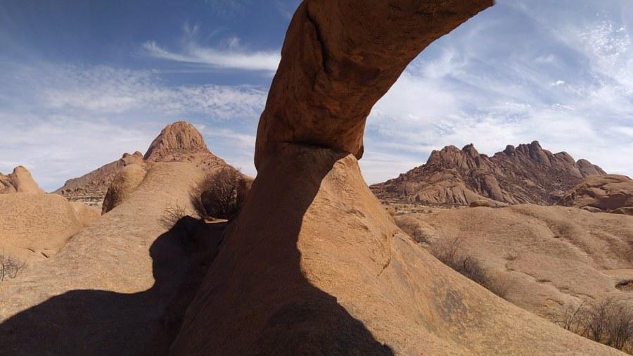 ההר המחודד נמיביה