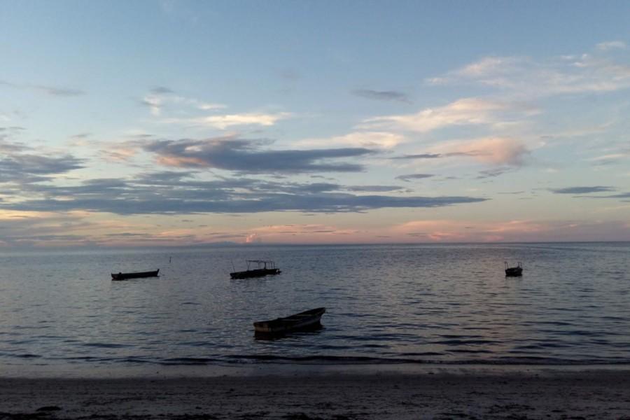 שקיעה באי מאפיה