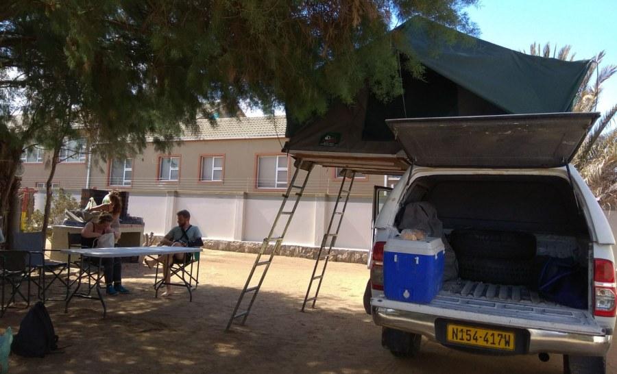 רכב מושכר בנמיביה