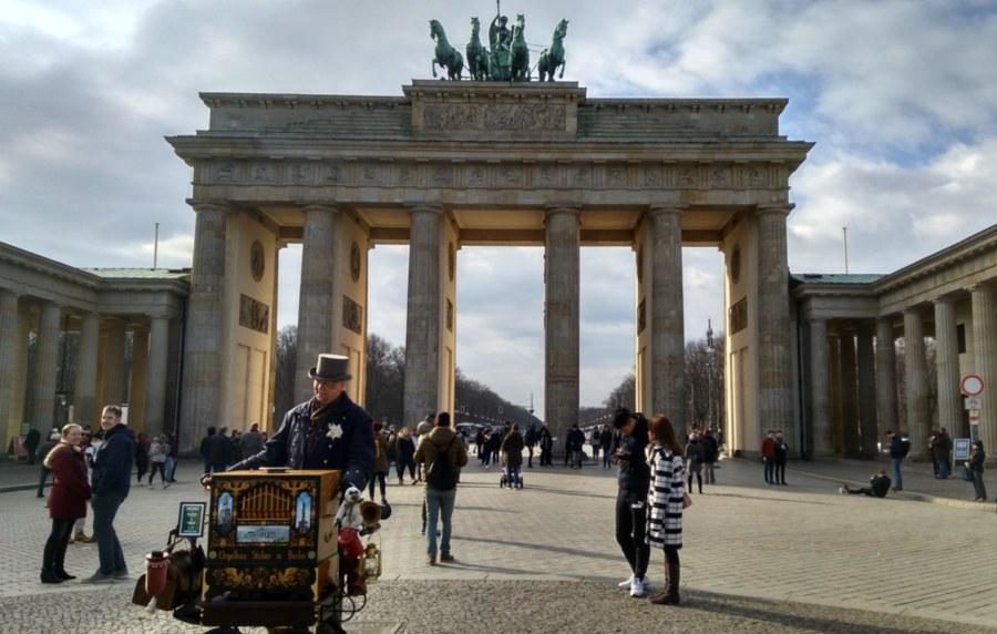 שער הניצחון ברלין