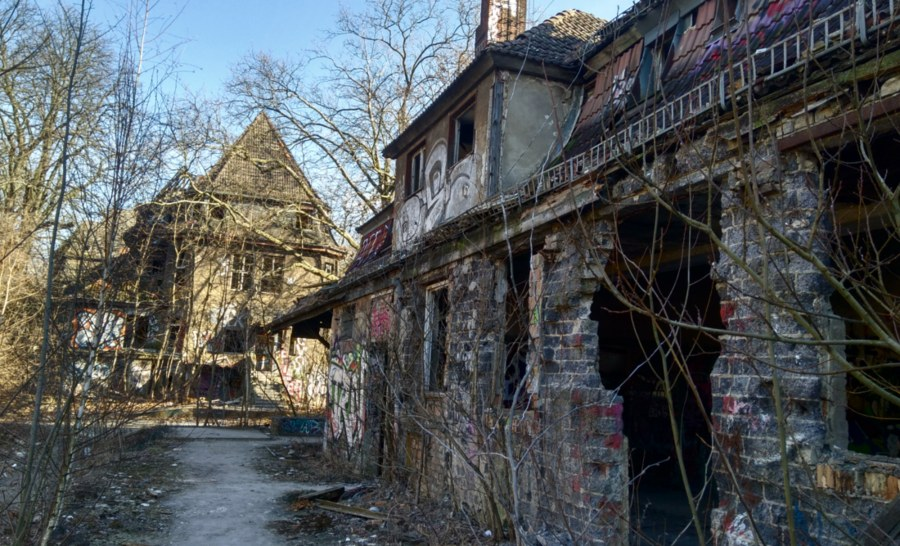 בית חולים נטוש בברלין