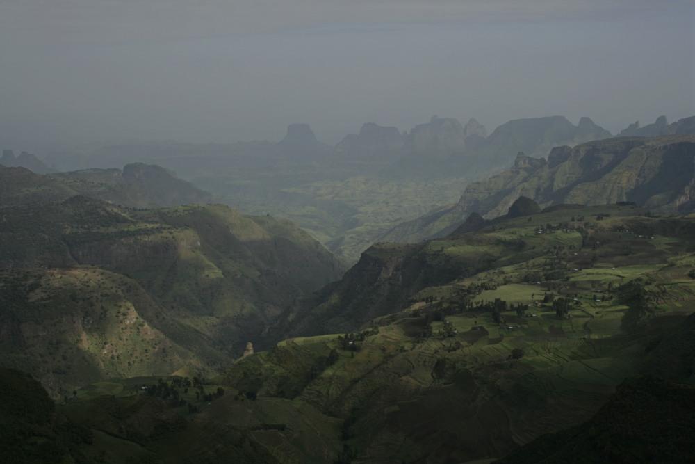 הרי הסימיאן
