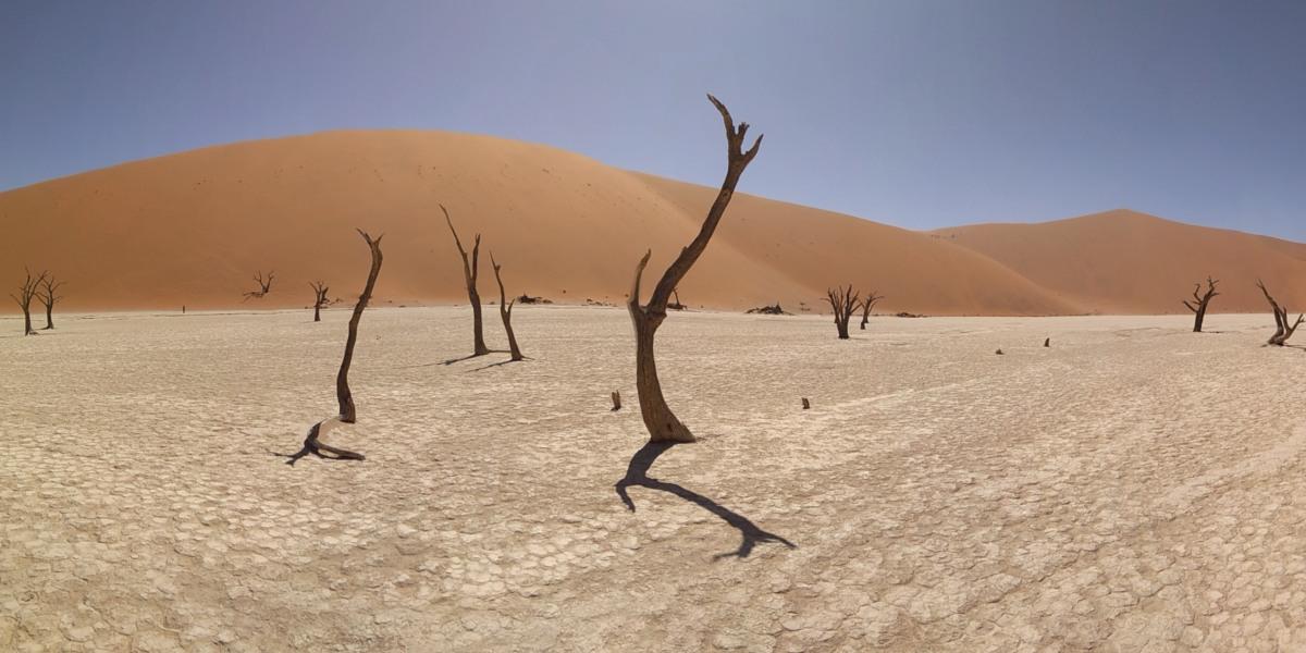 Dead Valley נמיביה
