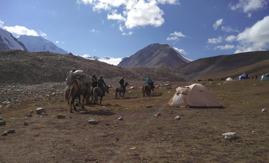 מערב מונגוליה - שמורת הטאבן בוגד