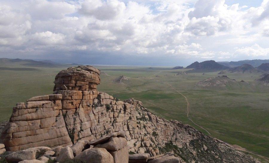 ההר הקדוש במונגוליה
