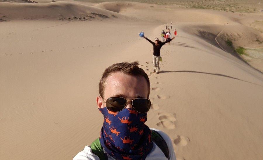 הדיונות במדבר גובי