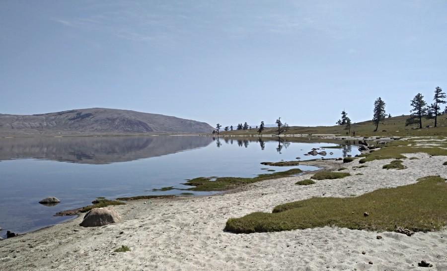 אגם חוטון - שמורת הטאבן בוגד