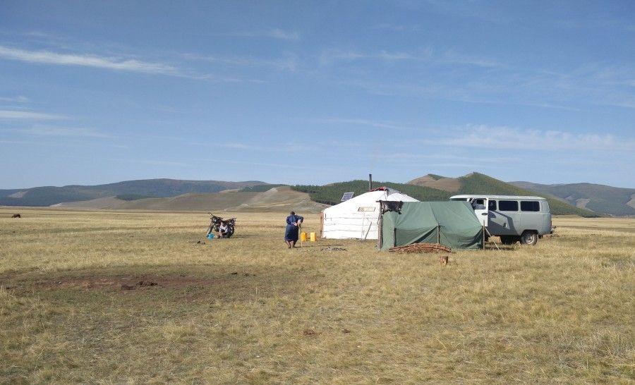 הכפרים של צפון מונגוליה