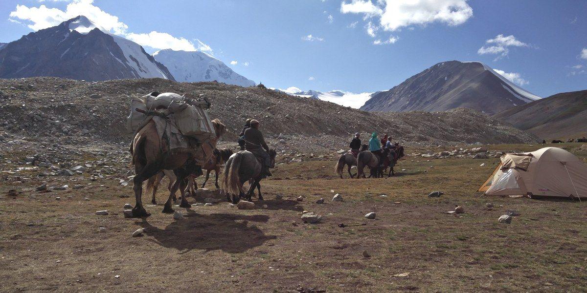 מסלול טיול במונגוליה