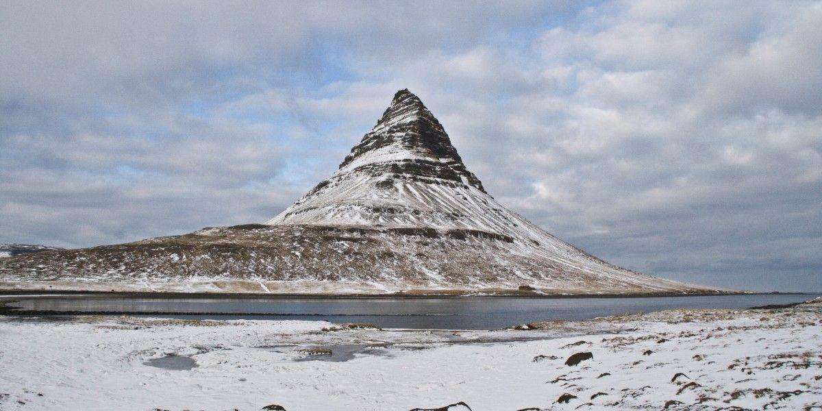 איסלנד בחורף