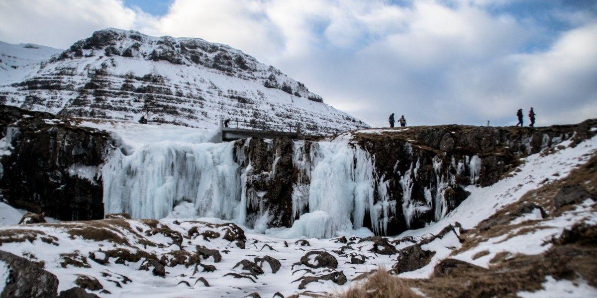 חורף באיסלנד