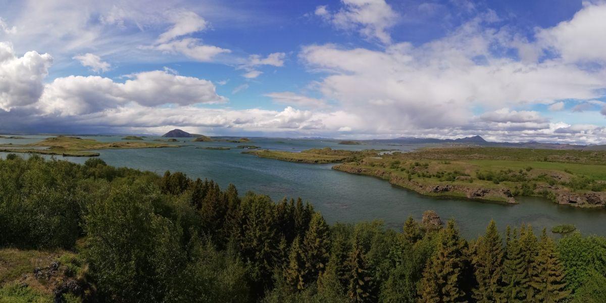 טיול תרמילאים באיסלנד