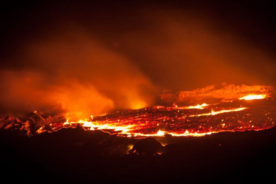 הר הגעש אלה ארטה