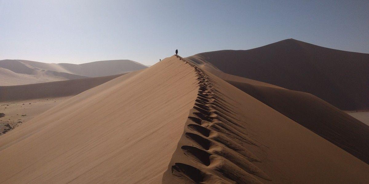 מסלול טיול בנמיביה