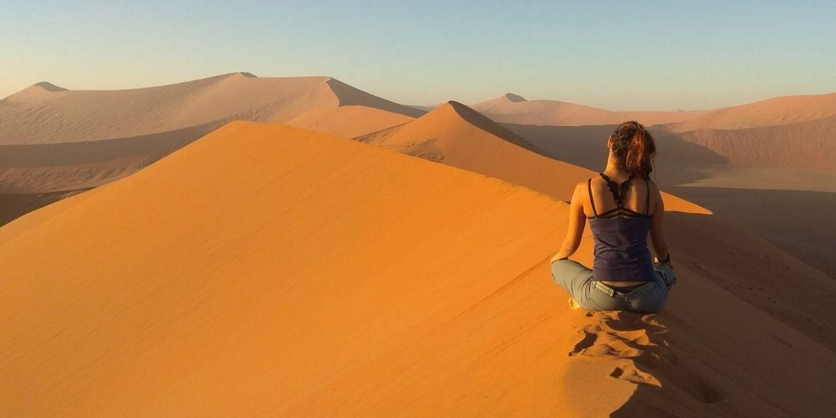 לטייל לבד באפריקה